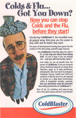 Colds and Flu Got You Down?